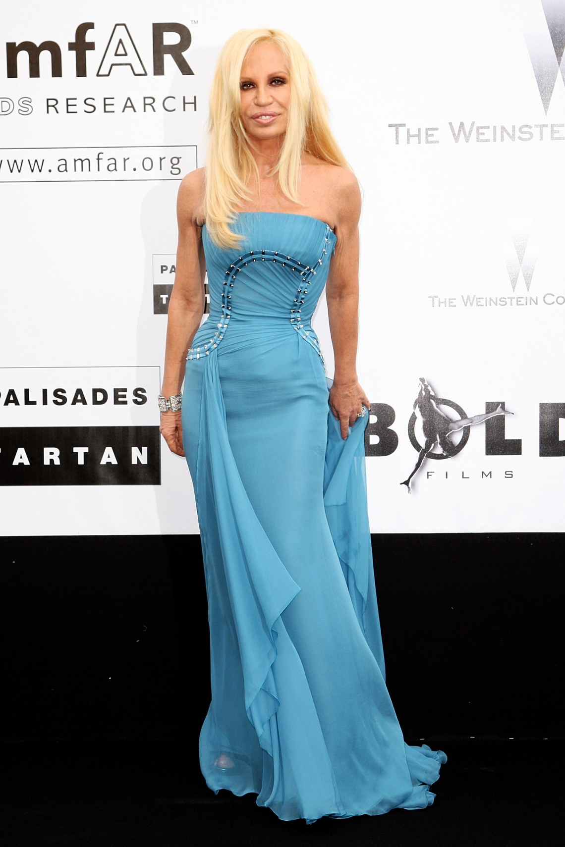 62nd Annual Cannes Film Festival - amfAR's Cinema Against AIDS Arrivals