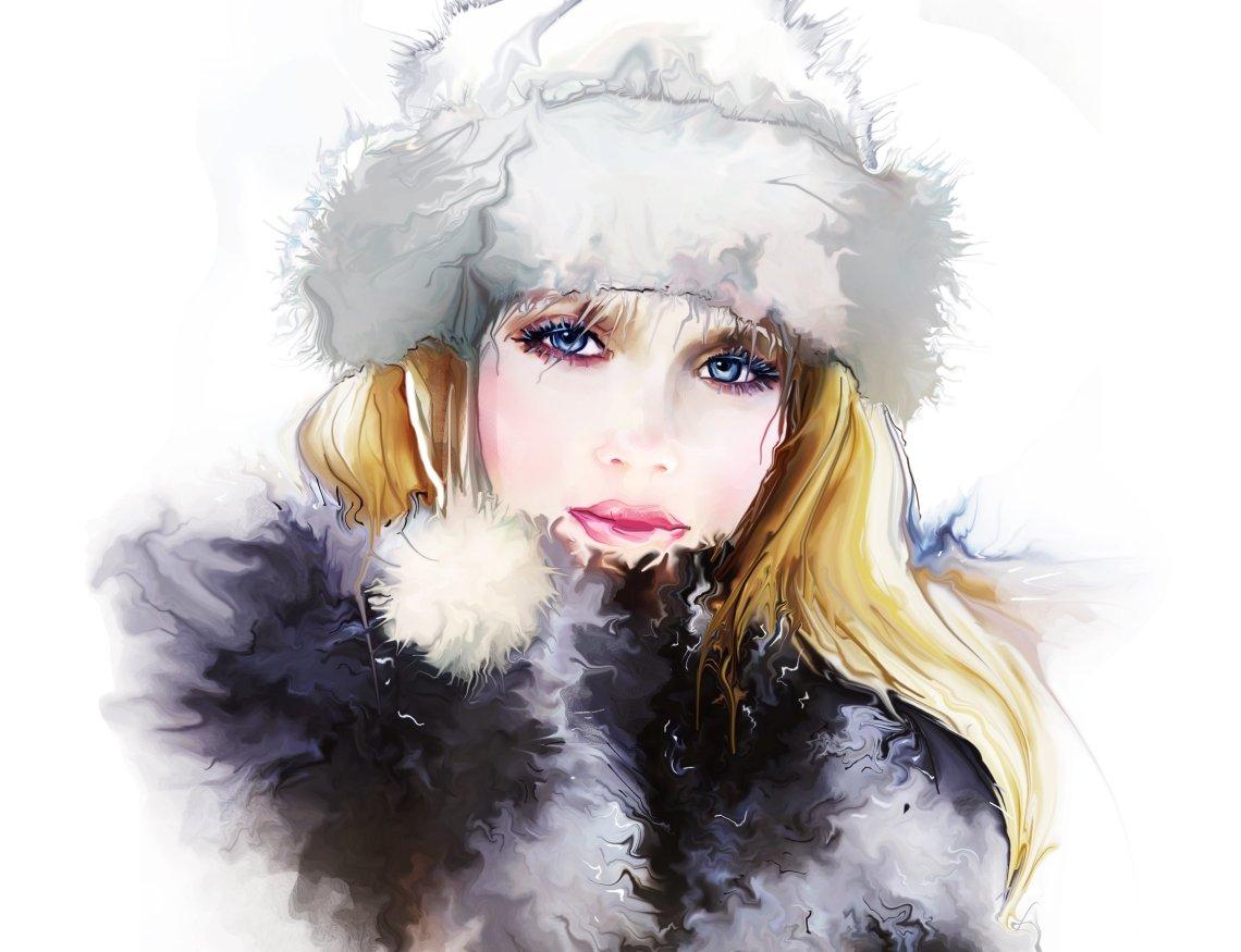 redhead-hood-face-winter-eyes-fog-models-mood-women-females-girls-babes-wallpaper-3