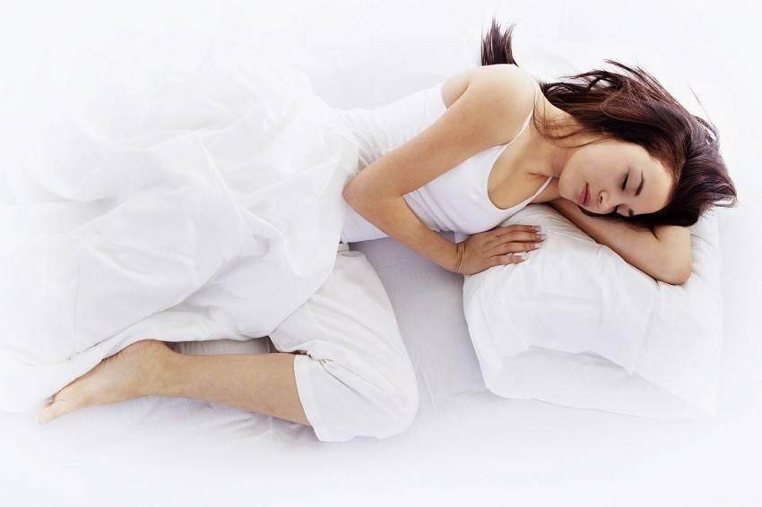 why-to-sleep-on-left