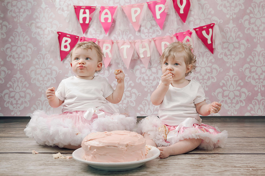 twins-girl-first-birthday-cake-smash-dublin-photographer-3