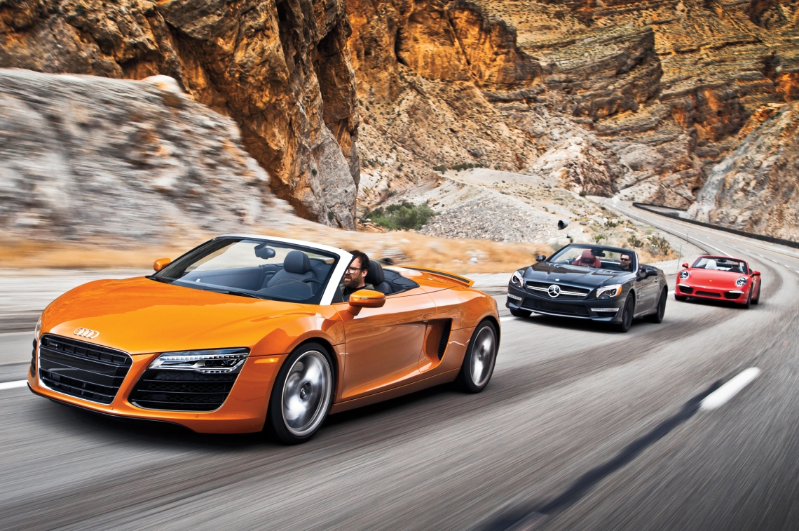 luxury-convertible-comparison-audi-mercedes-benz-porsche