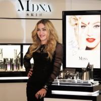 Madonna Lanseaza Linia De Ingrijire A Pielii,MDNA, In Statele Unite, Luna Viitoare