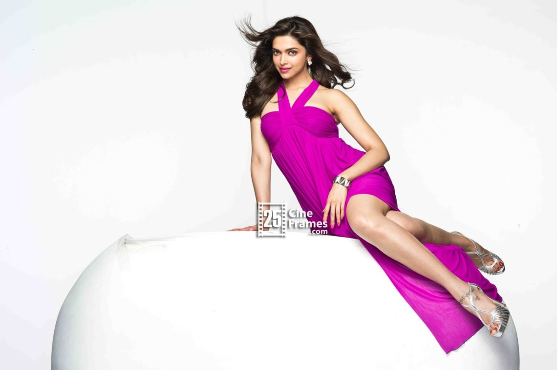 Deepika Padukone Latest Hot Photo Shoot Poses for Fiama Di Wills Soap HD Photos