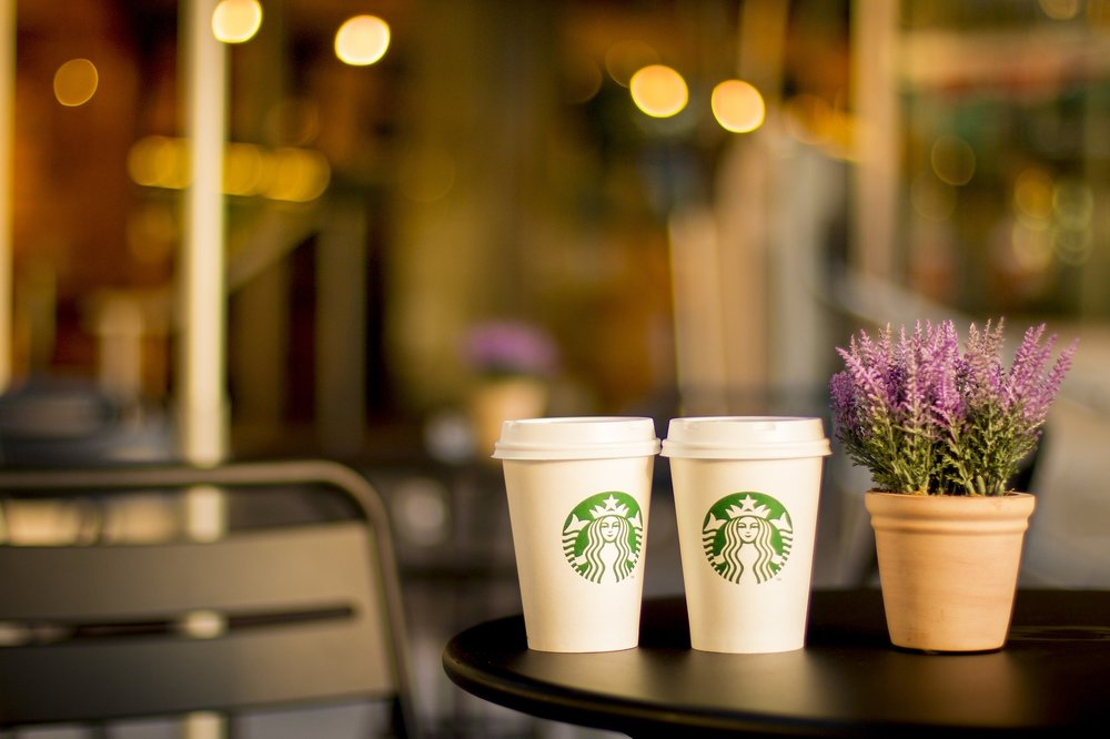 Starbucks-cofee